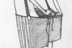 """Skizze zu """"Jonah & Piet - wir sind ganz anders"""""""