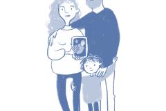 Familie und Geburt - Sterneneltern