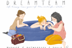 Dreamteam  - Midwife, Motherbaby, Doula