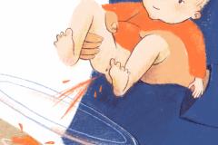 Windelfrei Baby