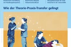 "Coverillustration - Thieme ""Die Hebamme"" 06/2020"