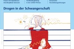 "Coverillustration - Thieme ""Die Hebamme"" 04/2020"