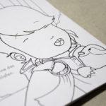 Babyflitterwochen - Jojo mit Faultier im Sling