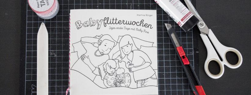 Babyflitterwochen - E-Book Bastelanleitung 1