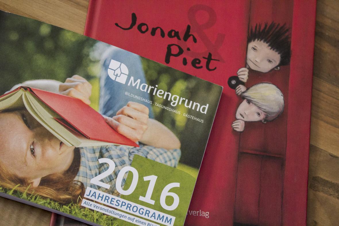"""Ausstellung """"Jonah & Piet - wir sind ganz anders"""""""