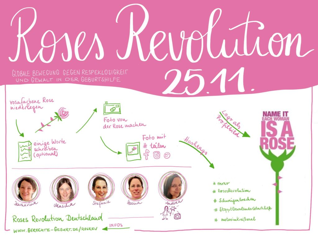 Roses Revolution Day