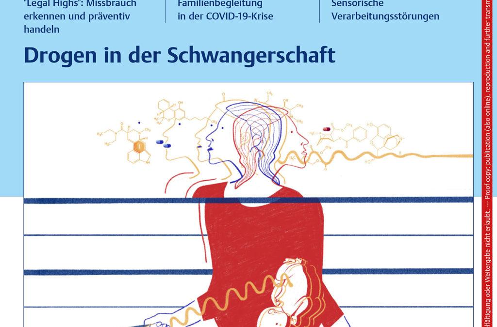 """Magazin """"Die Hebamme"""" (Thieme Verlag)"""