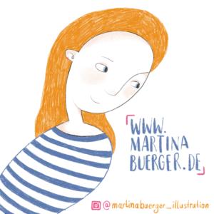 Portrait Martina Bürger
